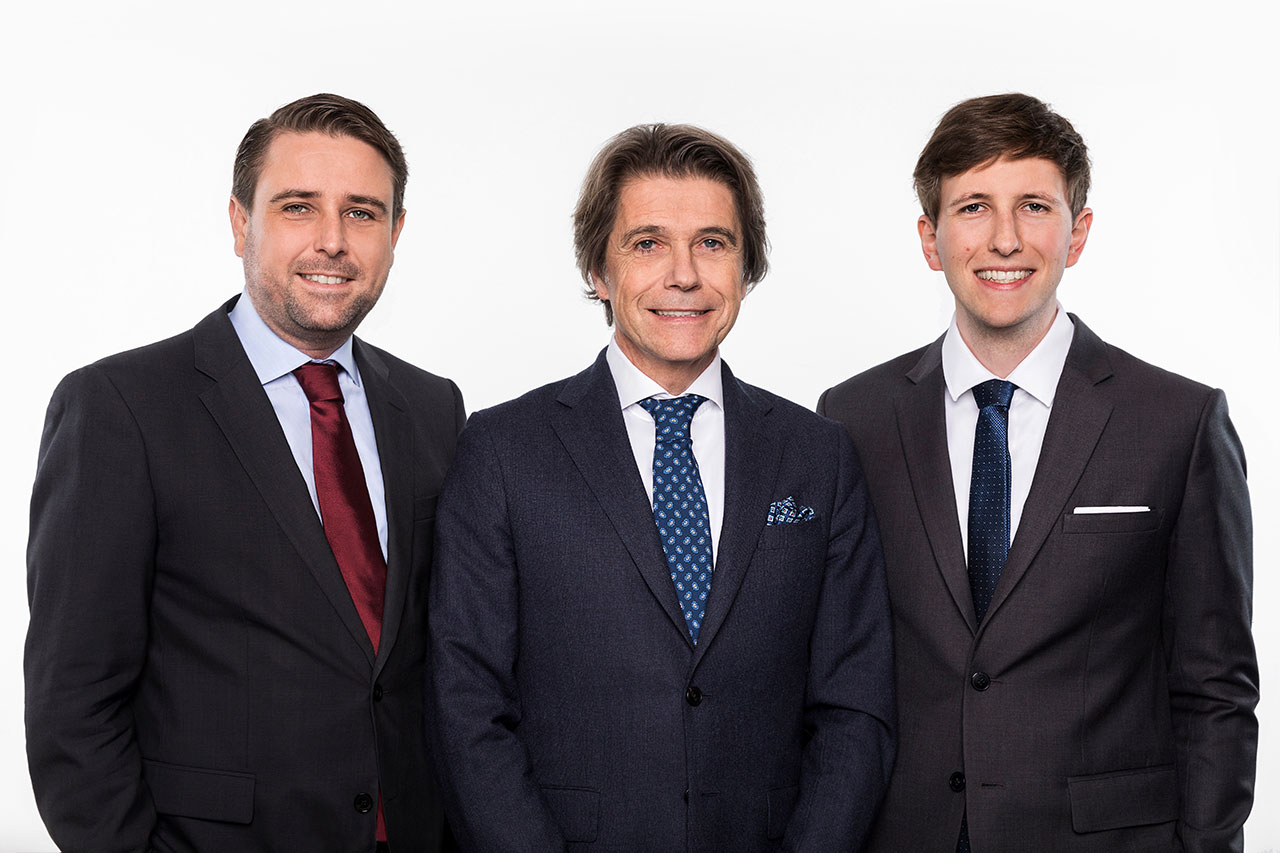 Mario Reichel, Errol Reichel, Lorenz Reichel, LL.M. (WU)